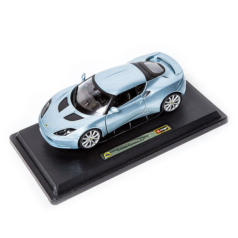 1:24 BB Машина LOTUS Evora S IPS металл.
