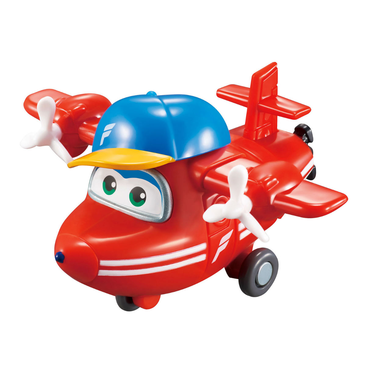 Мини-трансформер Super Wings Флип фото