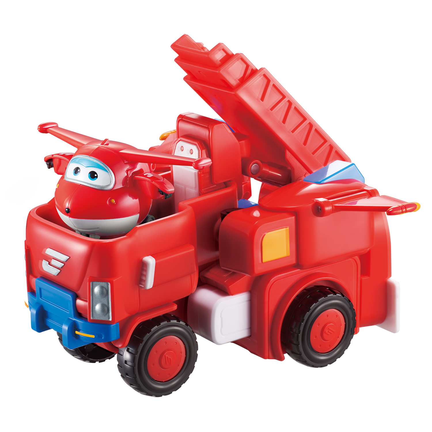 Авто-трансформер Super Wings Джетта фото