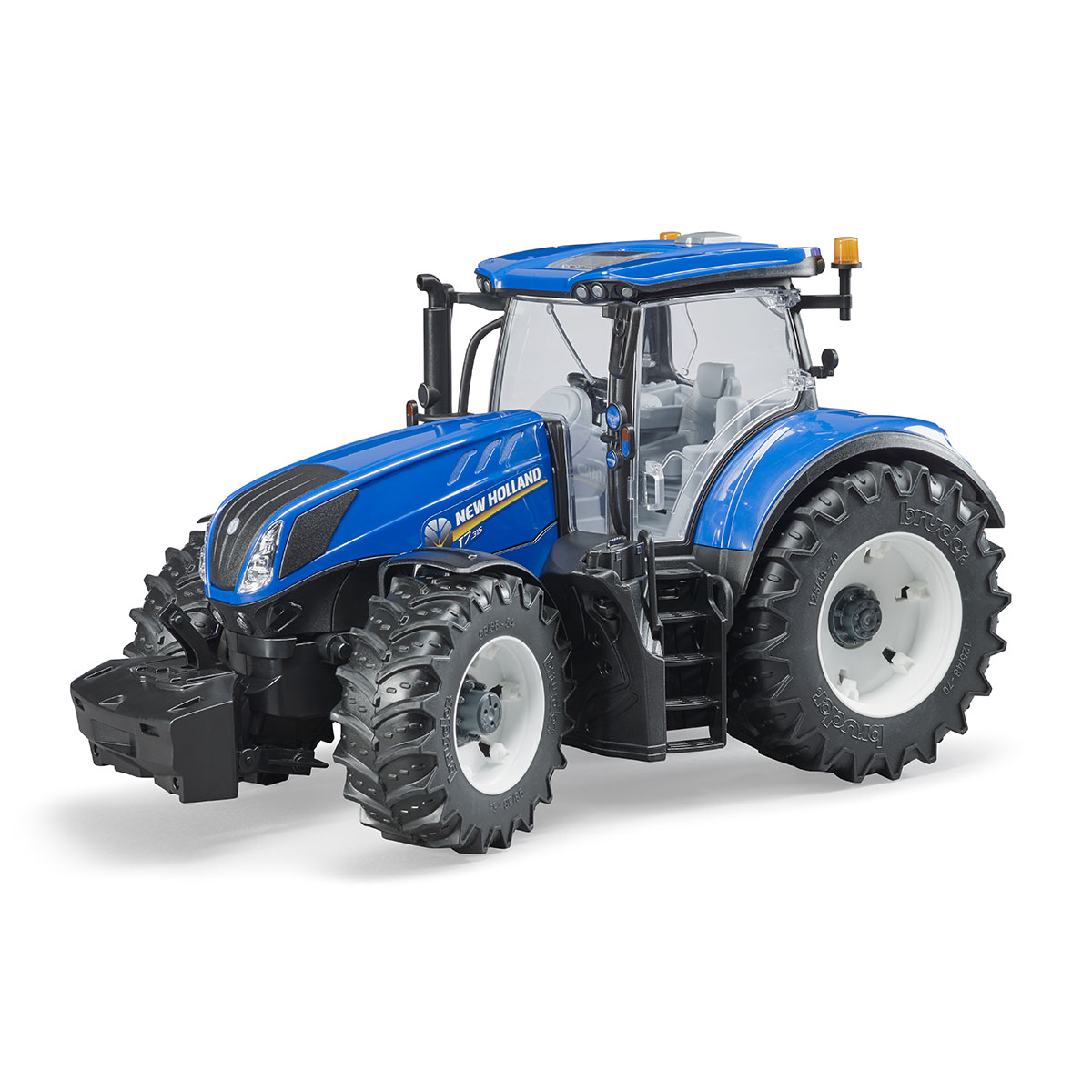 Трактор Bruder New Holland T7.315 фото