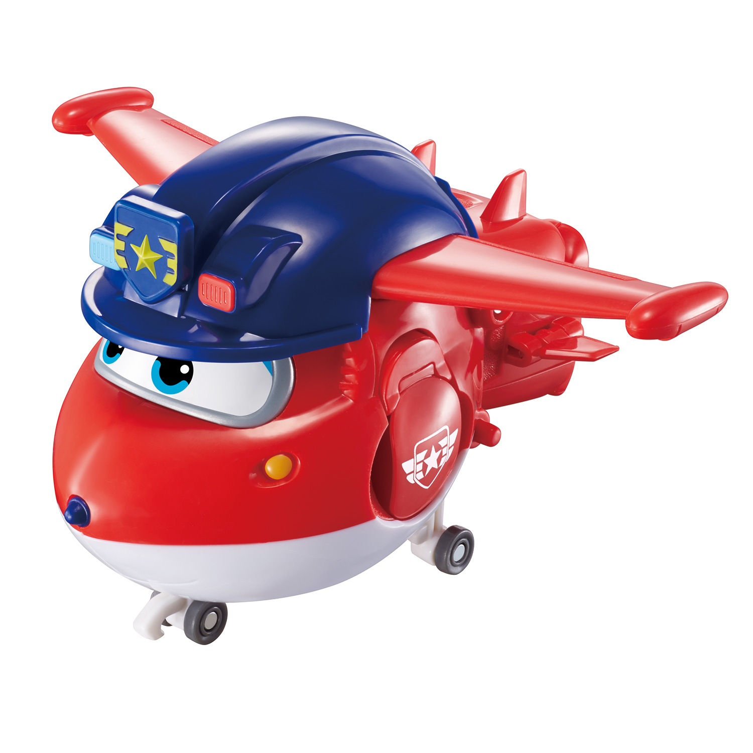 Купить Трансформер Super Wings Джетт (команда Полиции), Super Wings - Супер Крылья